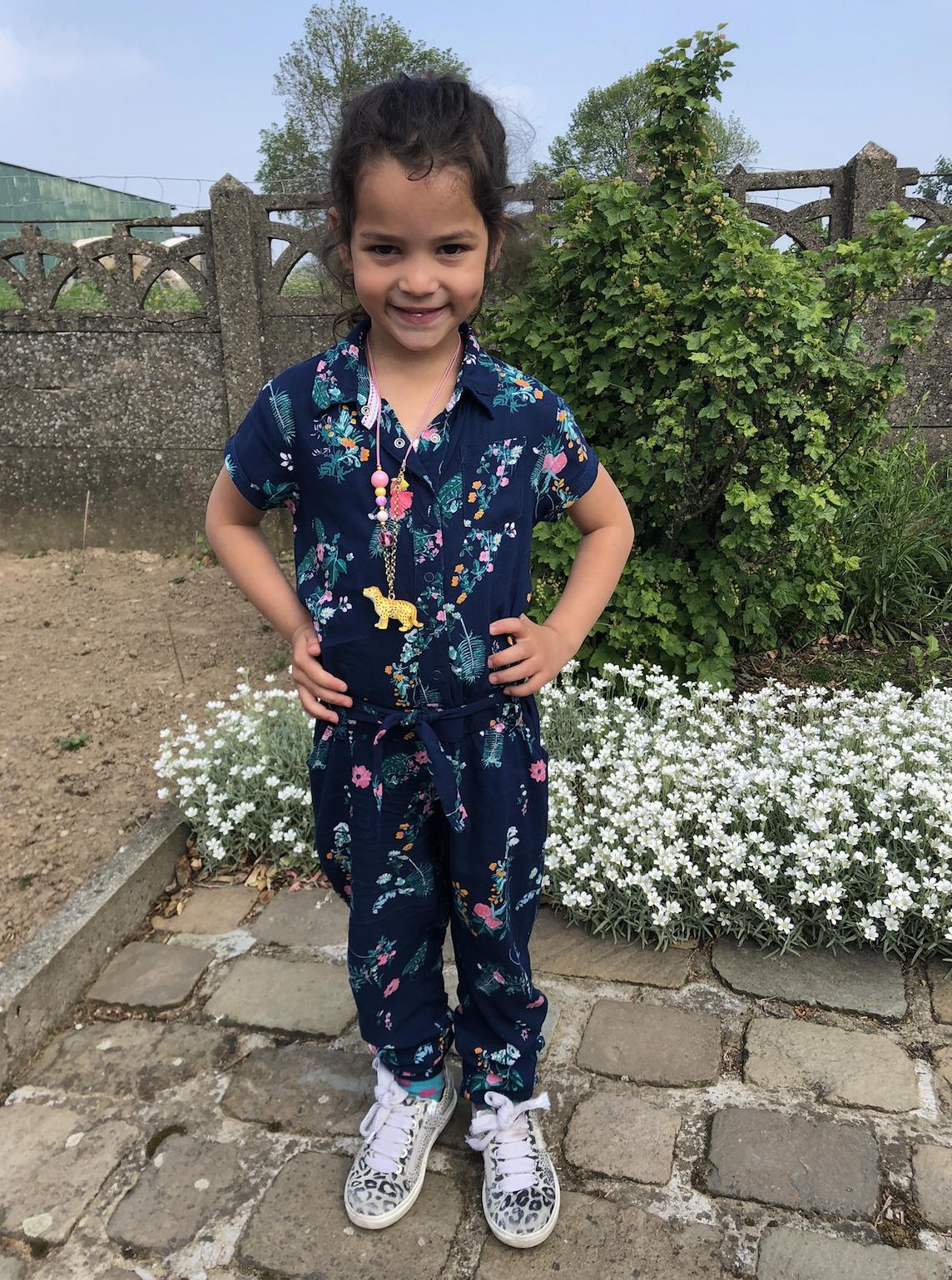 Jumpsuit Quapi | Kinderfavorites