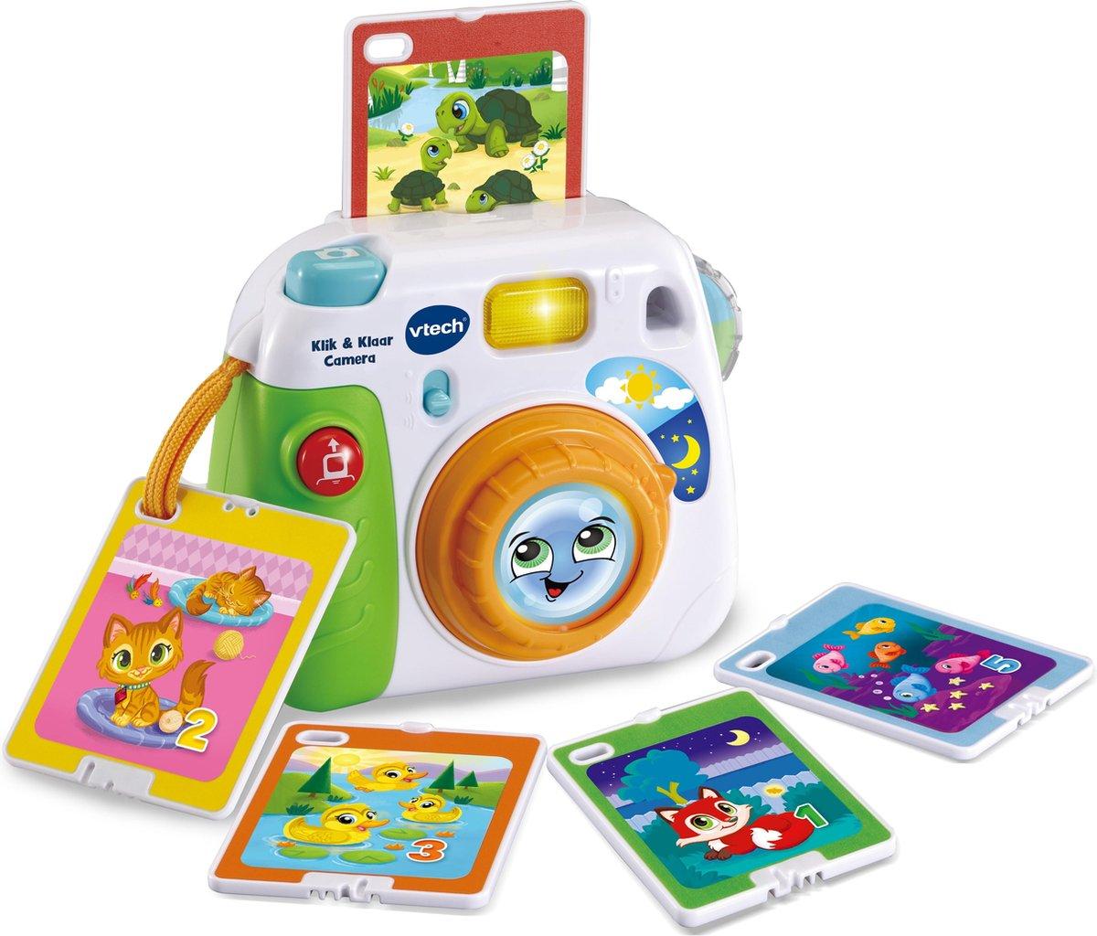 VTech Baby Klik & Klaar Camera | Juni musthaves bij Kinderfavorites