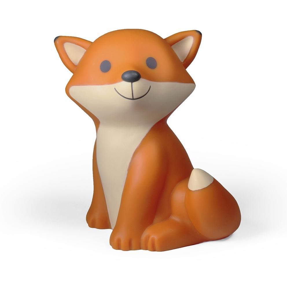 lamp van vos voor de kinderkamer | tip kinderkamer