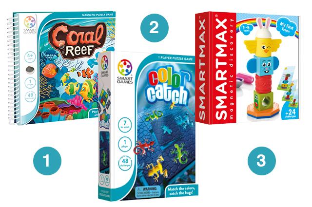 Smartgames   Kinderfavorites