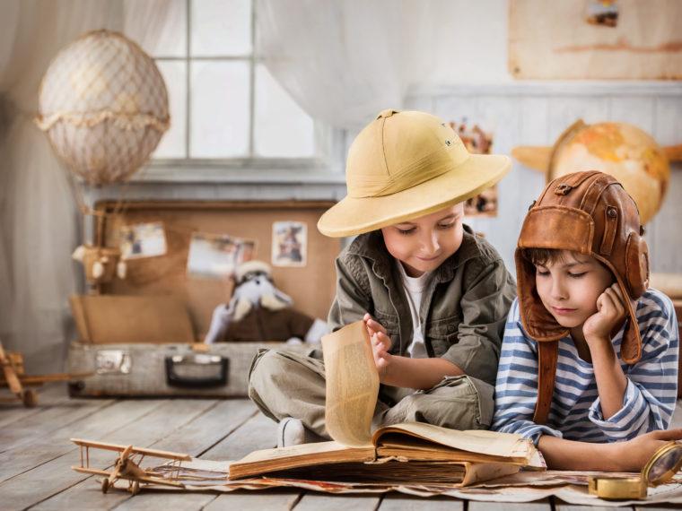 Samen lezen tijdens de Kinderboekenweek 2021 | Boekentips oktober