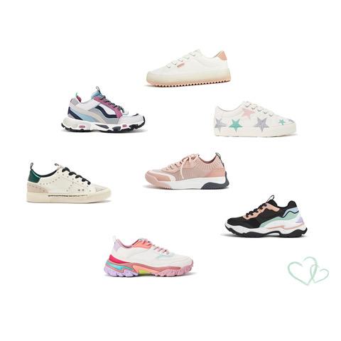 De leukste budget sneakers voor girls scour je bij Kinderfavorites