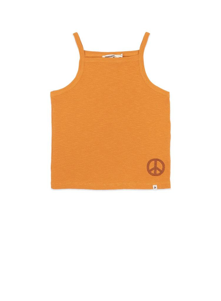 Oranje tanktop Ammehoela | Oranje tips bij Kinderfavorites
