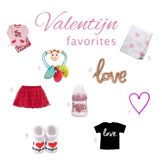 valentijndsdag | Kinderfavorites
