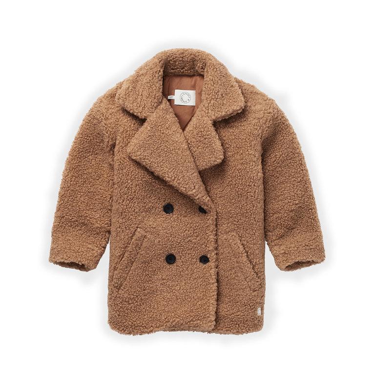 Teddy coat Sproet & Sprout   Winterjassen voor meisjes