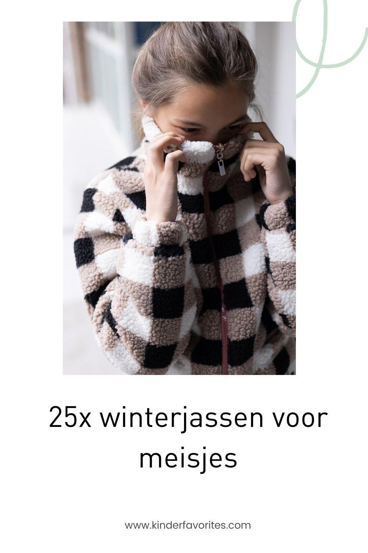 Pin voor de leukste winterjassen voor meisjes